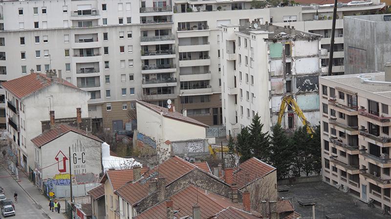 Projet Gratte-ciel centre ville