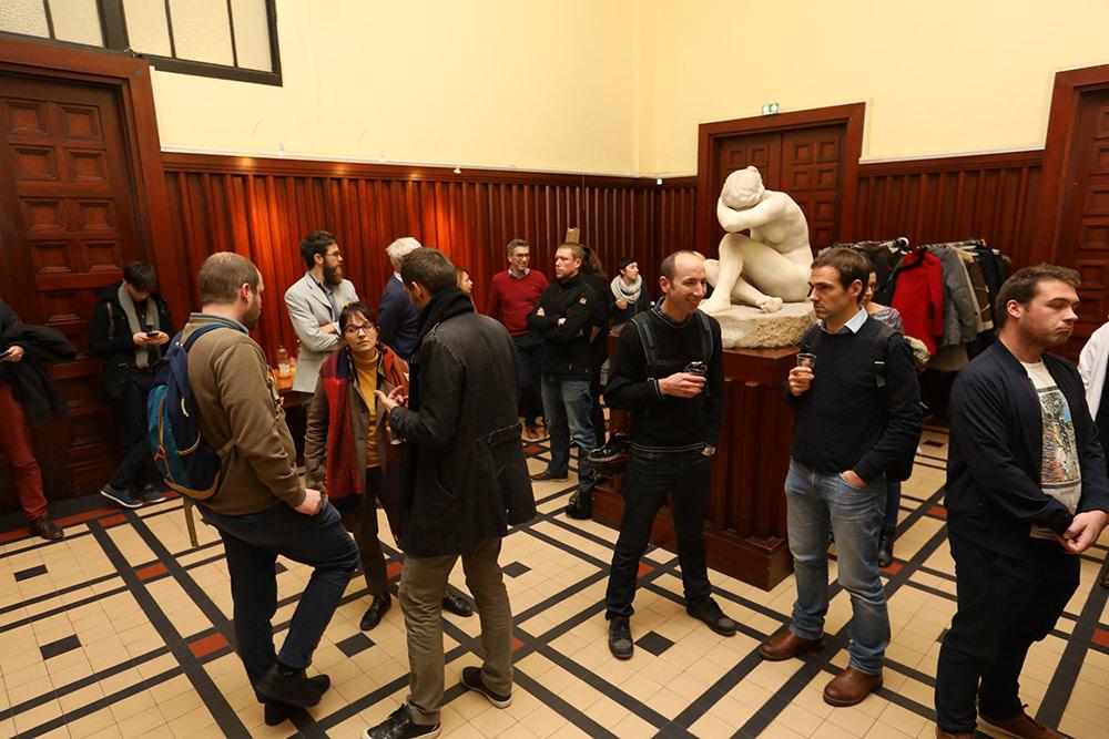 Les 5e Rencontres de l'économie sociale et solidaire (ESS) ont réuni 75 participants, lundi 25 novembre à l'hôtel de ville de Villeurbanne.