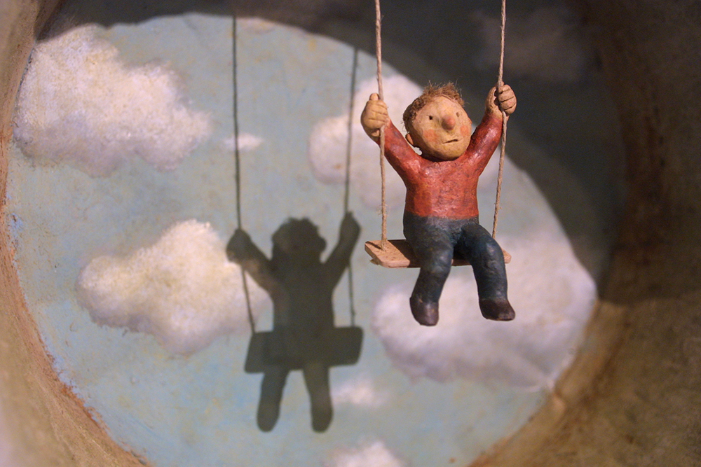 Fête du livre jeunesse : animation miniature.
