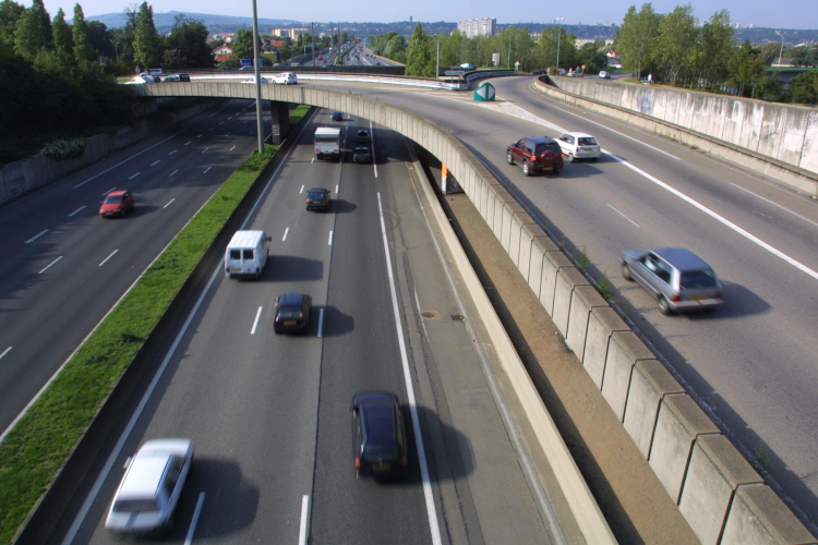 Le boulevard périphérique passe à 70km/h à partir du lundi 29 avril