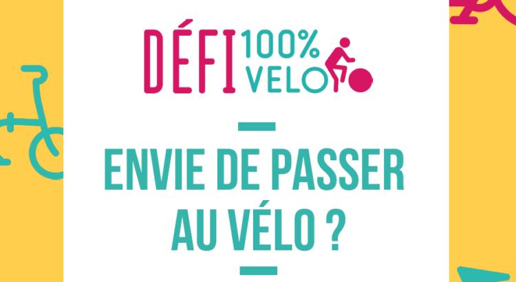 Maison du Vélo Lyon - Défi 100% vélo