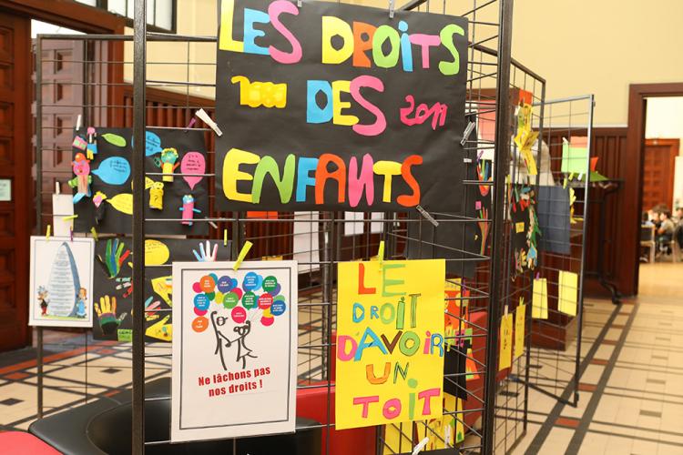 Les droits de l'enfant, thème de l'assemblée des enfants de l'Usep