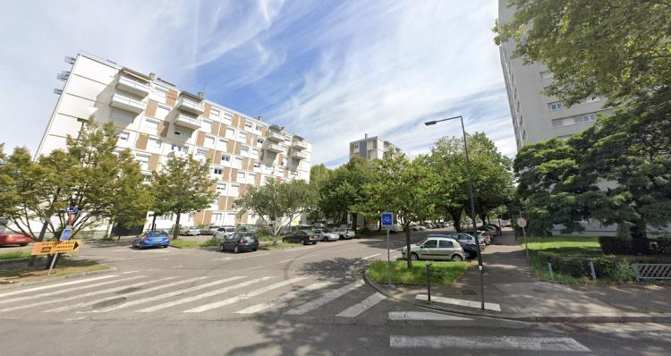 La saisie de drogue s'est déroulée dans le quartier de Saint-Jean à Villeurbanne.