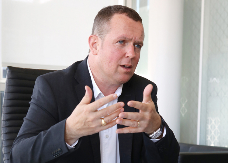 Interview de Cédric Van Styvendael