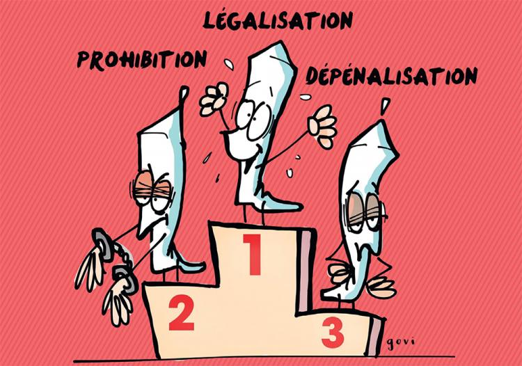 Pour une législation contrôlée du cannabis (dossier)