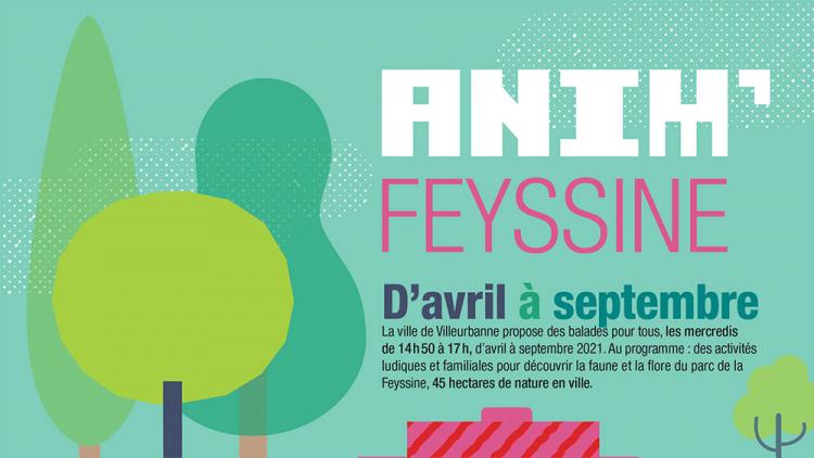 Anim' Feyssine - Programme de septembre