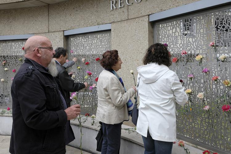 En mémoire du génocide des Arméniens