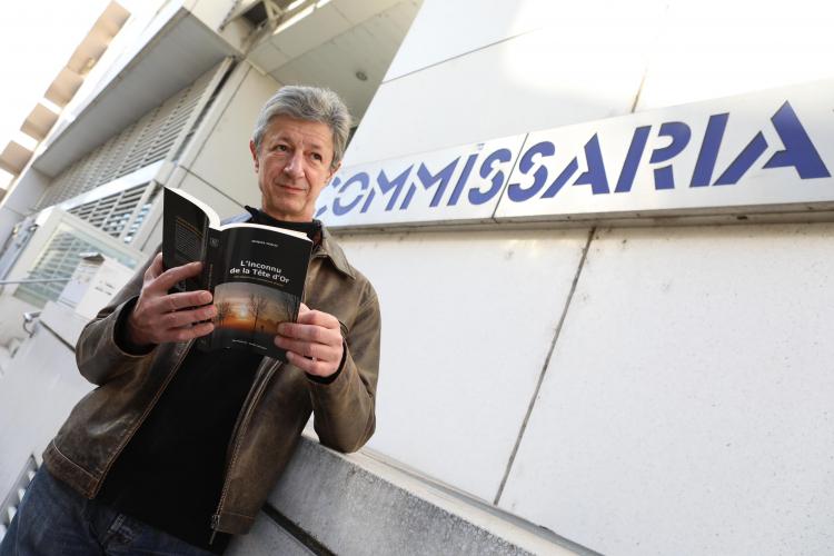 Jean-Luc Tafforeau : Le pouvoir des livres