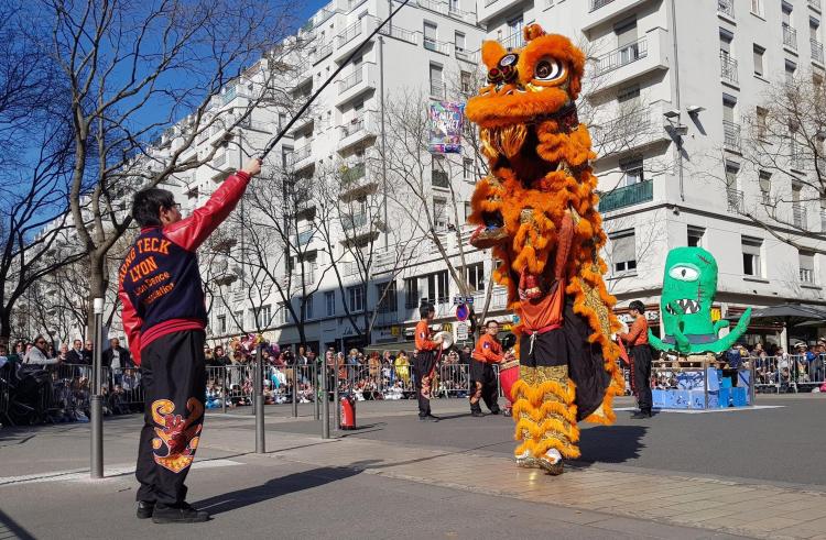 Des centaines d'enfants pour le Karnaval Humanitaire