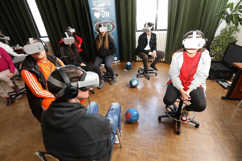La réalité virtuelle, ici et maintenant !