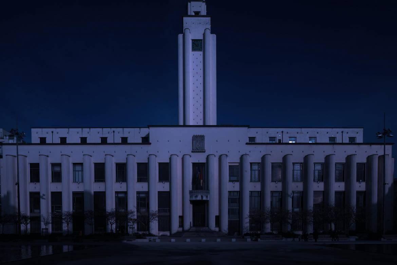 L'hôtel de Ville éteint la lumière