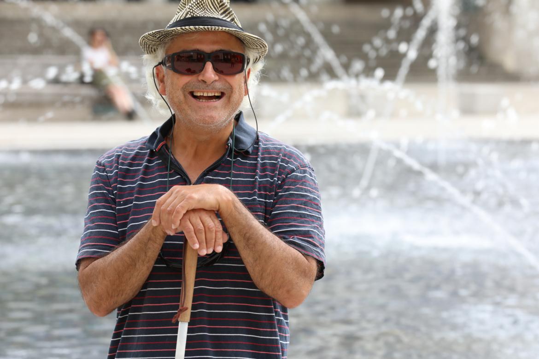 Une application pour aider les personnes mal-voyantes à naviguer sur l'eau