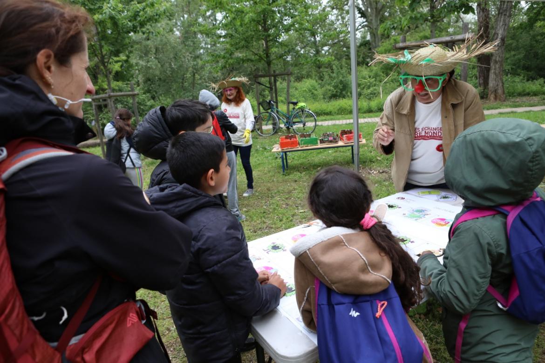 Les enfants villeurbannais lancent les Bons Plants !