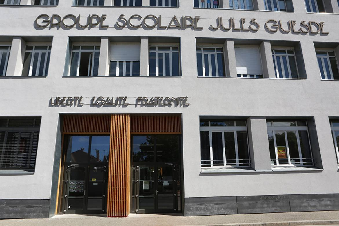 Groupe scolaire Jules Guesde