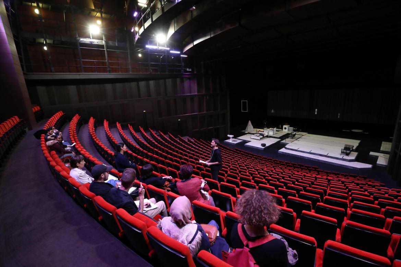 TNP : voyage au pays des métiers du théâtre (lecture zen)