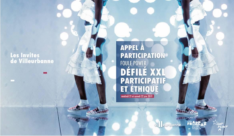 Art Point M - défilé de mode XXL