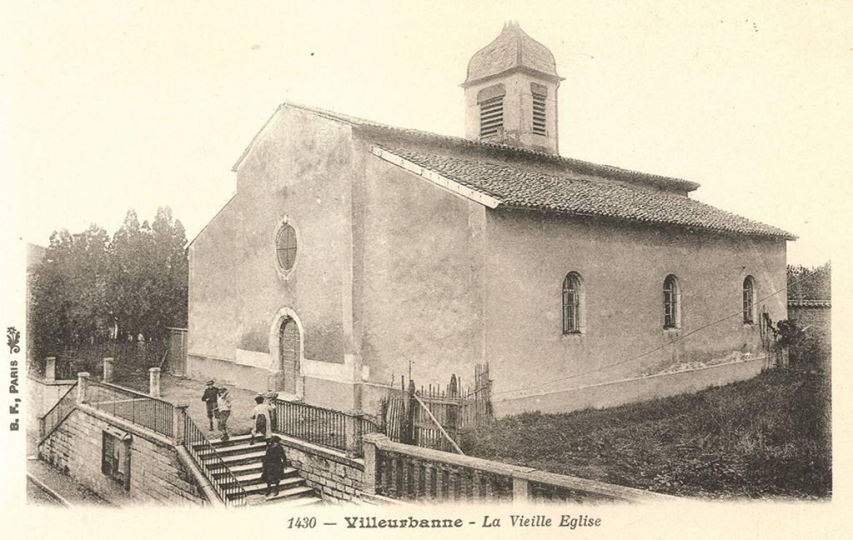 Église Saint-Julien - Cusset (©DR)