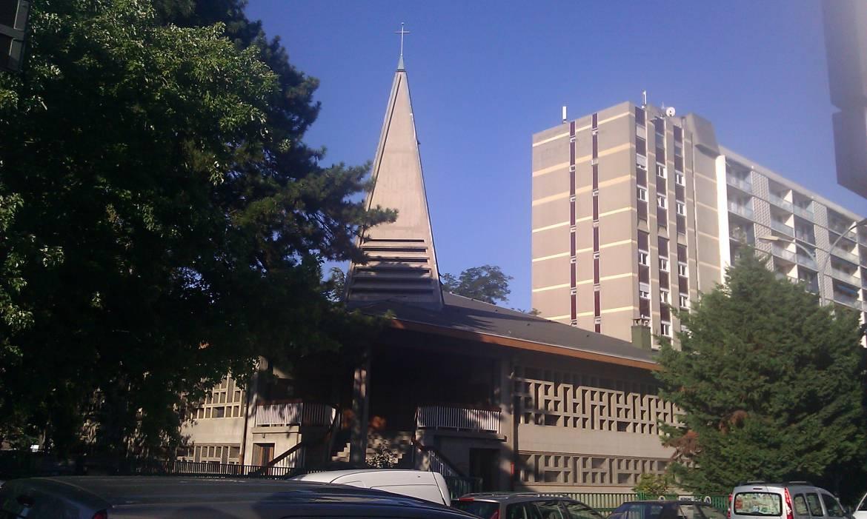 Le lieu de répit sera ouvert dans les locaux de l'église Saint-Julien de Cusset.