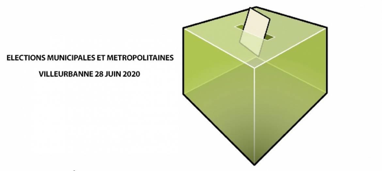Résultats du 2nd tour des élections municipales et métropolitaines à Villeurbanne