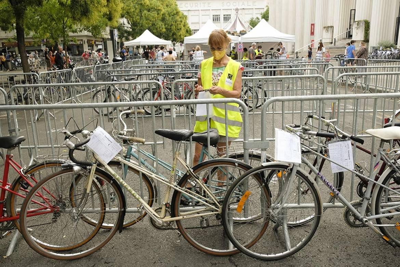 La Bourse aux vélos