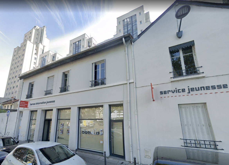 Le BIJ de Villeurbanne, 17, rue Michel-Servet.