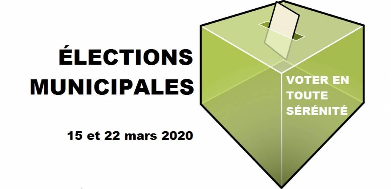 Les consignes pour voter sereinement les 15 et 22 mars.