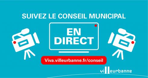 CONSEIL MUNICIPAL - Visionnez le conseil municipal du lundi 5 juillet