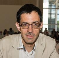 Stéphane Frioux, adjoint à la Culture de Villeurbanne