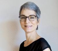 Violaine Dutrop, fondatrice et présidente de l'institut EgaliGones