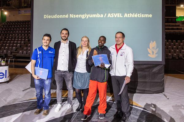 Dieudonné Nsengiyumba / Asvel Athlétisme