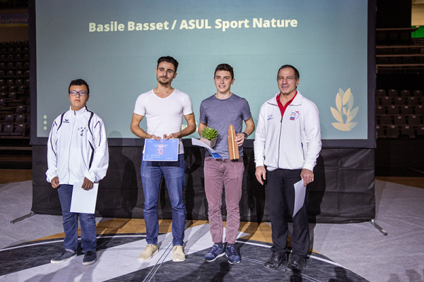Basile Basset / Asul Sport Nature