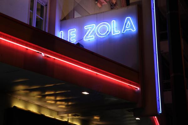 Cinéma le Zola : Action !