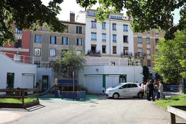 Ecole maternelle François-Truffaut
