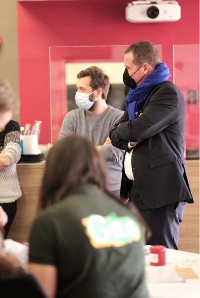Atelier de conception DIY a notamment organisé au BIJ en partenariat avec l'association Gaelys