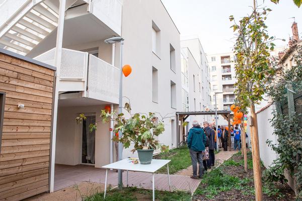 L'Arche inaugure un foyer pour adultes porteurs de handicap mental