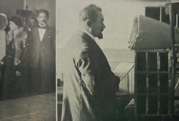 Photo : La vie-lyonnaise, 21-10-1922 (©DR)