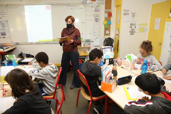 École Louis-Armand - Courir, écrire… et soutenir l'association ELA