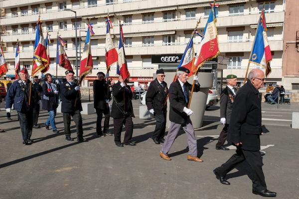 Les Villeurbannais commémorent la rafle du 1er mars 1943