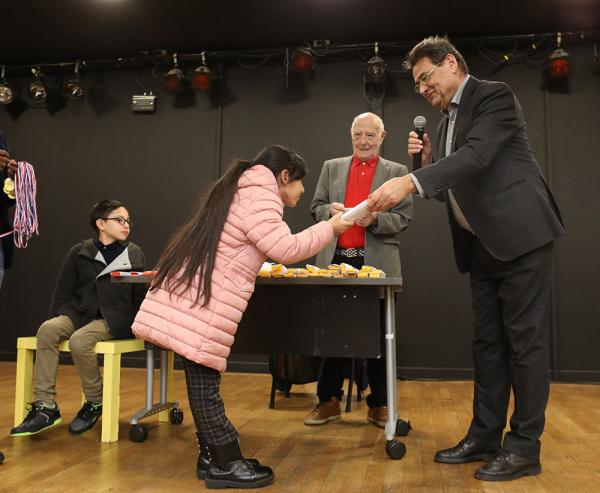 90 nouvelles ceintures au Taekwondo Club Villeurbanne