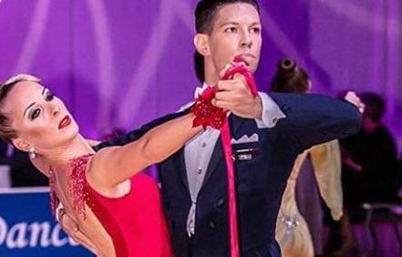Équipe : Laura et Corentin CVDS / Danse sportive