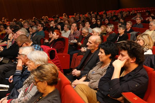 Plus de 150 personnes ont participé à une soirée de préparation, ce 28 mars, au Centre culturel et de la vie associative.