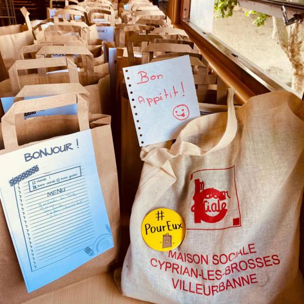 Vendredis solidaires à la Maison sociale de Cyprian les Brosses