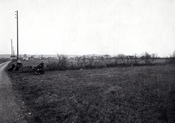 Saint-Jean, route de Vaulx, vers 1930-40 (© Le Rize)