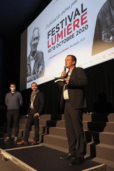 FESTIVAL LUMIERE - L'acteur américano-danois Viggo Mortenssen à Villeurbanne