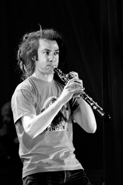 Guillaume, professeur de hautbois à l'ENM