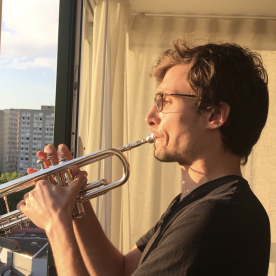 Filip Orkisz, le trompettiste du Tonkin.