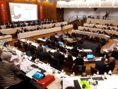 La séance du conseil métropolitain du 19 décembre 2019.